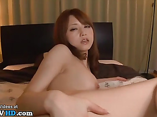 Japanese pov sex with hawt redhead
